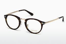 Brille Tom Ford FT5467 052 - Braun, Dark, Havana
