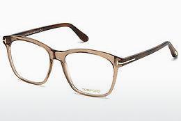 Tom Ford Damen Brille » FT5481-B«, braun, 045 - braun