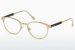 Brille Tom Ford FT5482 028 - Gold