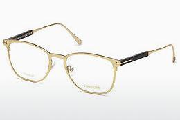 Brille Tom Ford FT5483 028 - Gold