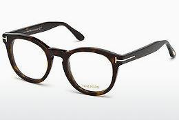 Brille Tom Ford FT5489 052 - Braun, Dark, Havana