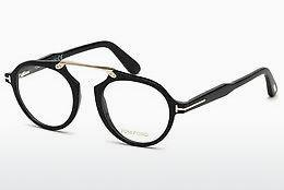 Brille Tom Ford FT5494 001 - Schwarz, Shiny