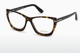 Brille Tom Ford FT5520 052 - Braun, Dark, Havana