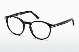 Brille Tom Ford FT5524 053 - Havanna, Yellow, Blond, Brown