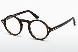Brille Tom Ford FT5526 052 - Braun, Dark, Havana