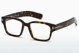 Brille Tom Ford FT5527 052 - Braun, Dark, Havana