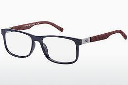 Brille Tommy Hilfiger TH 1446 LCN - Blau, Rot