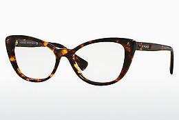 Versace Herren Brille » VE3253«, braun, 108 - braun