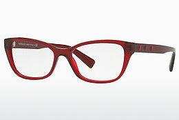 Brille Versace VE3249 388 - Transparent, Rot