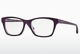 Brille Vogue VO2714 1887 - Purpur, Transparent