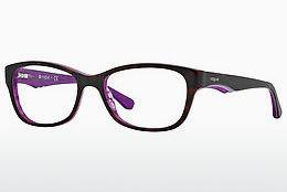 Brille Vogue VO2814 2019 - Purpur, Braun, Havanna