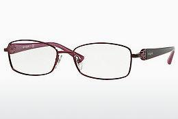 Brille Vogue VO3845B 717S - Rot