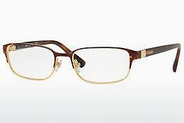 Brille Vogue VO4073B 5078 - Gold, Braun, Havanna