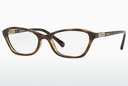 Brille Vogue VO5139B W656 - Braun, Havanna