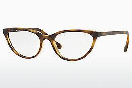 Brille Vogue VO5213 W656 - Braun, Havanna