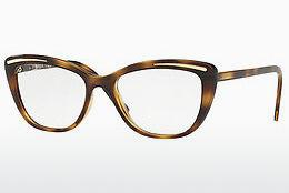Brille Vogue VO5218 W656 - Braun, Havanna