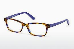 Brille Web Eyewear WE5183 081 - Purpur, Shiny