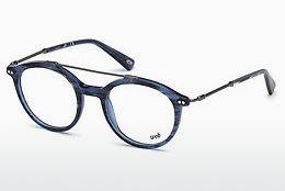 Brille Web Eyewear WE5204-N A92 - Blau