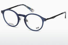 Brille Web Eyewear WE5207 085 - Blau, Azure, Matt