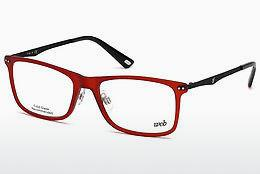 Brille Web Eyewear WE5208 067 - Rot, Matt
