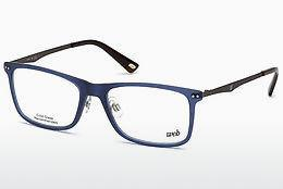 Brille Web Eyewear WE5208 091 - Blau, Matt