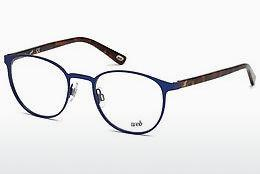 Brille Web Eyewear WE5209 091 - Blau, Matt