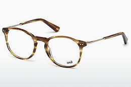 Brille Web Eyewear WE5221 048 - Braun, Dark, Shiny