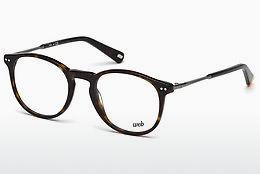 Brille Web Eyewear WE5221 052 - Braun, Dark, Havana