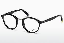 Brille Web Eyewear WE5222 001 - Schwarz, Shiny