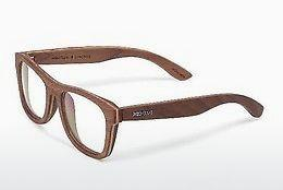 Brille Wood Fellas Stachus (10718 walnut)