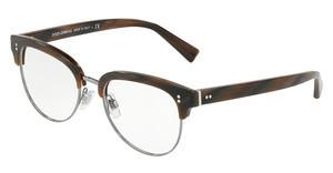 Dolce & Gabbana DG3270 3118 STRIPED BORDEAUX/GUNMETAL