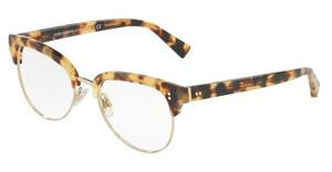 Dolce & Gabbana DG3270 512 LIGHT HAVANA/PALE GOLD