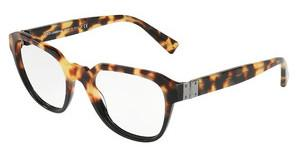 Dolce & Gabbana DG3277 3143 LIGHT HAVANA/BLACK