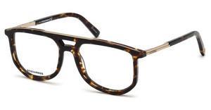 Dsquared2 Herren Brille » DQ5258«, schwarz, A01 - schwarz