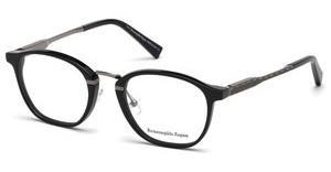 Ermenegildo Zegna Herren Brille » EZ5124«, schwarz, 001 - schwarz