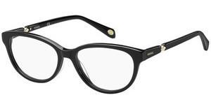 Fossil Damen Brille » FOS 6090«, schwarz, FB8 - schwarz