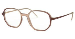 Ray-Ban RX7152 5793 RUBBER PINK ON TOP BORDEAUX