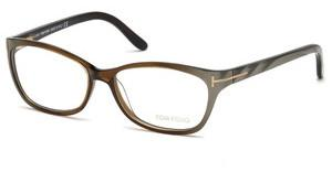 Tom Ford Damen Brille » FT5513«, lila, 081 - lila