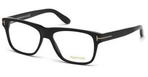 Tom Ford FT5312 002 schwarz matt