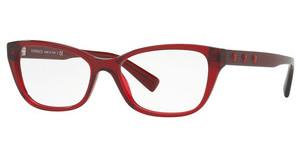 Versace VE3249 388 TRANSPARENT RED