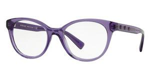 Versace VE3250 5160 TRANSPARENT VIOLET
