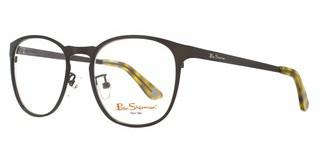 Ben Sherman BENOP024 BRN MATT DARK BROWN
