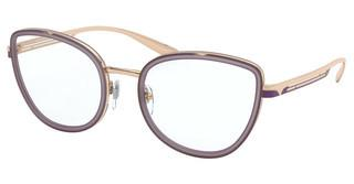Bvlgari BV2222 361 PINK GOLD /PURPLE TRASPARENT