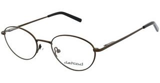 Detroit UN504 03 matt dark brown
