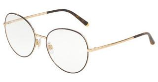 Dolce & Gabbana DG1313 1320 GOLD/MATTE BROWN