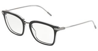 Dolce & Gabbana DG3319 675 BLACK ON CRYSTAL