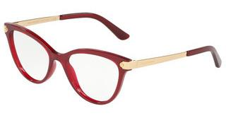 Dolce & Gabbana DG5042 1551 TRANSPARENT BORDEAUX