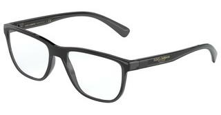 Dolce & Gabbana DG5053 3257 TRANSPARENT GREY/BLACK