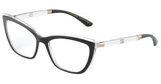 Dolce & Gabbana DG5054 675 BLACK ON CRYSTAL