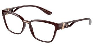 Dolce & Gabbana DG5070 3285 TRANSPARENT BORDEAUX